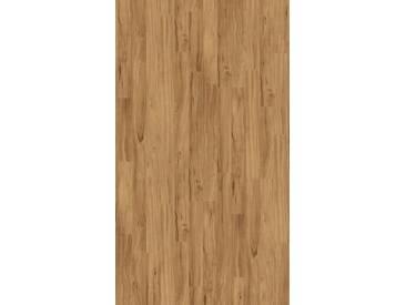 PARADOR Laminat »Basic 400 - Apfel Bernstein«, 1285 x 194 mm, Stärke: 8 mm, braun, braun