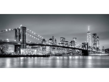 bella jolly JOLLYTHERM Packung: Heizkörperverkleidung »NewYork«, Flexi-Cover Magnetfolie 60 x 80 cm, bunt, 100 cm, bunt