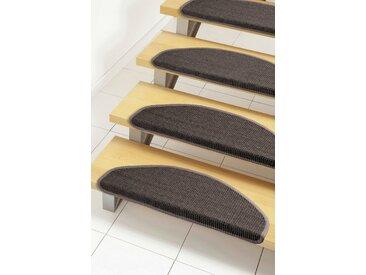 Dekowe Stufenmatte »Mara S2«, stufenförmig, Höhe 5 mm, Obermaterial: 100% Sisal, braun, 5 mm, mokka