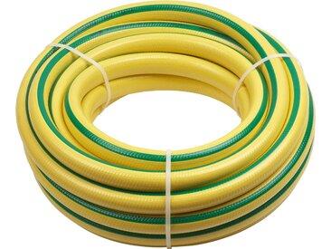 meister MEISTER Gartenschlauch , 19,05 mm (3/4 Zoll), 10 m, gelb, gelb