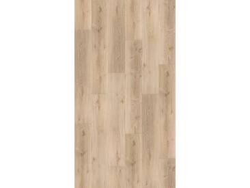 PARADOR Vinylboden »Basic 30«, Eiche Royal hell gekälkt Holzstruktur, braun, braun