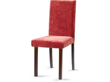 Dohle&Menk Stuhlhusse »Susi«, in uni gehalten, rot, Mischgewebe, rot