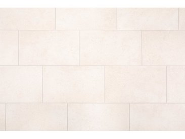Andiamo ANDIAMO Vinylboden »PVC Auslegeware«, verschiedene Breiten Meterware, Fliesen-Optik weiß, weiß, 200 cm, weiß