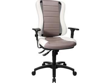 TOPSTAR Bürostuhl »Head Point RS«, weiß, weiß/grau