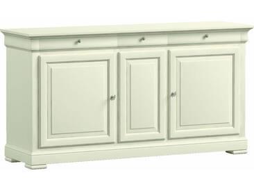 SELVA Sideboard »Constantia« Modell 7501, furniert in vier schönen Holzfarben, natur, elfenbeinfarben