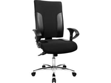 TOPSTAR Bürostuhl »Two 20«, schwarz, schwarz