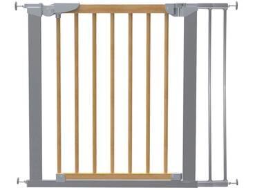 Dolle DOLLE Schutzgitter »Piet«, für Treppen und Durchgänge, BxH: 71,3-91,1 x 71 cm, natur, natur