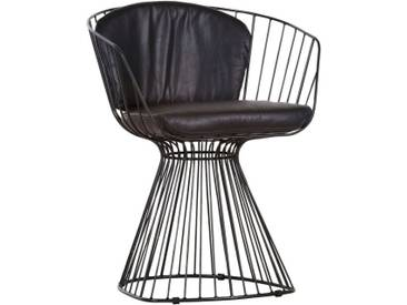 Gutmann Factory Sessel »Maestro« inklusive Polsterkissen, schwarz, schwarz