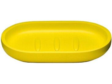 RIDDER Seifenschale »Young«, oval, gelb, gelb