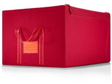 REISENTHEL® Aufbewahrungsbox »storagebox L«, rot, Rot