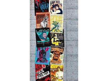 Komar Vliestapete »Star Wars Rock On Wall«, Comic