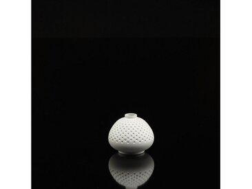 Kaiser Porzellan Vase / Kerzenhalter »Stilla«, weiß, Weiß