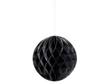 BUTLERS MAJA »Wabenball 15cm«, schwarz, Ø 15 cm