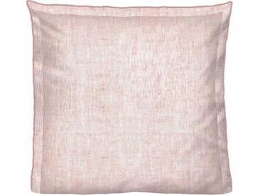 Tom Tailor Kissenbezüge »Elara«, mit Stehsaumen, rosa, Renforcé, rosa