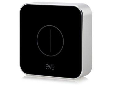 Elgato Konfigurierbarer »Eve Button mit Apple HomeKit Unterstützung«, schwarz, schwarz