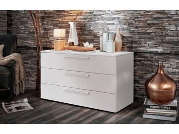 nolte® Möbel Kommode »Alegro Basic«, Breite 120 cm, weiß, Weiß Dekor, weiß