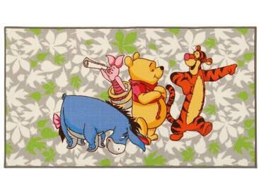 Kinderteppich Winnie Puuh und Freunde, 80 x 140 cm, bunt, mehrfarbig
