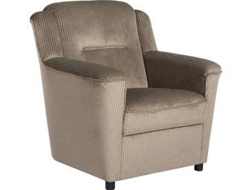 Max Winzer® Sessel »Plauen«, mit Keder-Verzierung, grün, grün