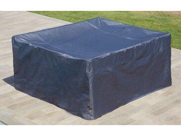 KONIFERA Schutzhülle Gartenmöbelset, (L/B/H) 240x180x90 cm, grau, 240 cm x 180 cm, grau