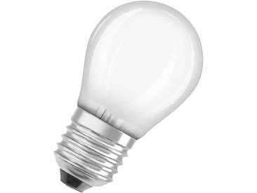 Osram LED Retrofit CLASSIC P Dimmable - Dimmbare LED-Lampe »SST CLAS P 25 300° 2.5 W/827 E27 DIM«, weiß, weiss