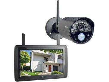 """Elro »CZ30RIPS« Smart Home Kamera (Außenbereich, Innenbereich, 720p HD Überwachungskamera, 7"""" Bildschirm, Überwachungs - Set - Kamera und Bildschirm)"""