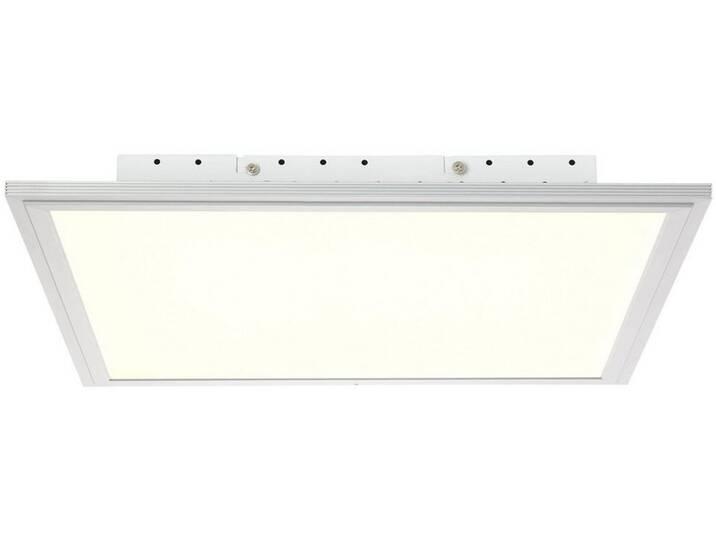 Brilliant Leuchten Flat WiZ LED Deckenaufbau-Pa...