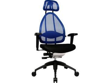 TOPSTAR Bürostuhl »Open Art 2010«, schwarz, schwarz/blau