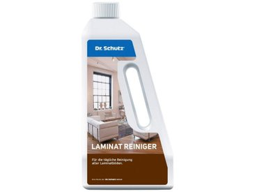 Bodenmeister Bodenreiniger »Dr. Schutz Laminatreiniger«, 750 ml, weiß, weiß