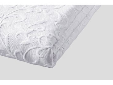 Pereira da Chuna PEREIRA DA CUNHA Sofaüberwurf aus tollem Jaquardgewebe, weiß, weiß
