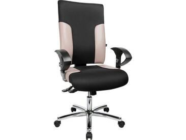 TOPSTAR Bürostuhl »Two 20«, schwarz, schwarz/grau