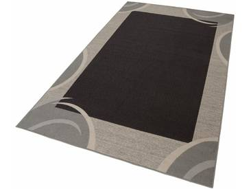 THEKO Teppich »Loures«, rechteckig, Höhe 6 mm, grau, 6 mm, grau