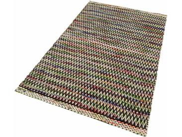 THEKO Teppich »Modern Weave 3«, rechteckig, Höhe 7 mm, braun, 7 mm, terra