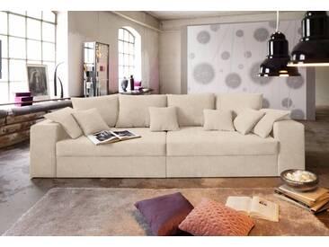 Big-Sofa, natur, 260 cm, natur