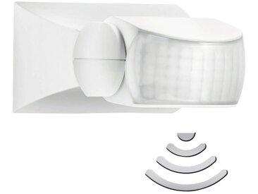 Steinel STEINEL Bewegungsmelder »IS 1«, 120 ° Passiv-Infrarot Sensor, weiß, weiß