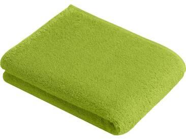Vossen Badetuch »New Generation«, in großer Farbauswahl, grün, Walkfrottee, grün