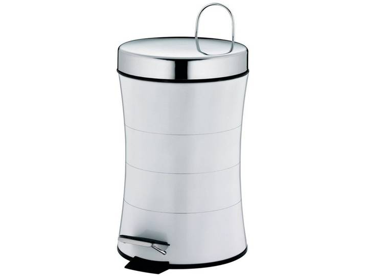 kela Badezimmer-Abfalleimer »Imara«, weiß, »Amina«, weiß Weiß