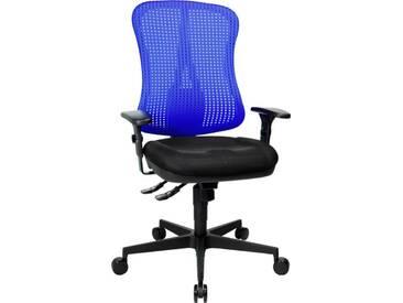 TOPSTAR Bürostuhl »Head Point SY«, schwarz, schwarz/blau