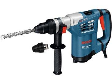 Bosch Professional BOSCH PROFESSIONAL Bohrhammer »GBH 4-32 DFR«, mit Schnellspannbohrfutter, Handwerkkoffer, blau, blau