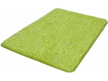 Kleine Wolke Badematte »Seattle« , Höhe 25 mm, rutschhemmend beschichtet, fußbodenheizungsgeeignet, grün, 25 mm, kiwigrün