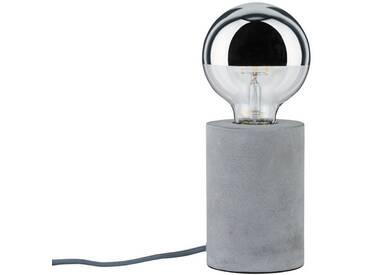 Paulmann LED Tischleuchte »Neordic Mik Beton«, 1-flammig, grau, 1 -flg. /, grau