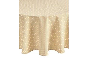 Dohle Tischdecke, natur, beige