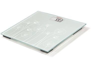 Leifheit Personenwaage »PWD Frosted & Frozen 63828«, weiß, weiß