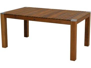 Ploß PLOSS Gartentisch »Halmstad«, Akazie,160x77x100 cm, braun, 100 cm x 160 cm, braun