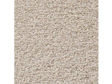 Vorwerk VORWERK Teppichboden »Passion 1004«, Meterware, Velours, Breite 400/500 cm, natur, 6C56 x wollweiß/elfenbeinfarben