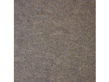 Teppichfliese »Trend«, 20 Stück (5 m²), selbstliegend, natur, beige