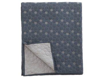 Cloth & Clay Sofaüberwurf »Porcelain«, bunt, Renforcé, Multi