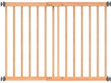 Dolle DOLLE Schutzgitter »Svea«, für Treppen und Durchgänge, BxH: 61-101,7 x 70 cm, natur, natur