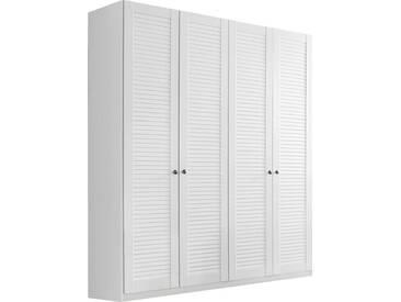 rauch SELECT Kleiderschrank, weiß, Breite: 181 cm, 4-trg., weiß