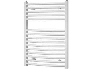 Schulte SCHULTE Designheizkörper »Round«, weiß, Größe 1: B/H 50/69,5 cm, 69.5 cm, weiß