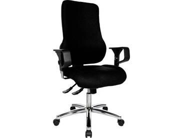 TOPSTAR Bürostuhl »Sitness 55«, schwarz, schwarz